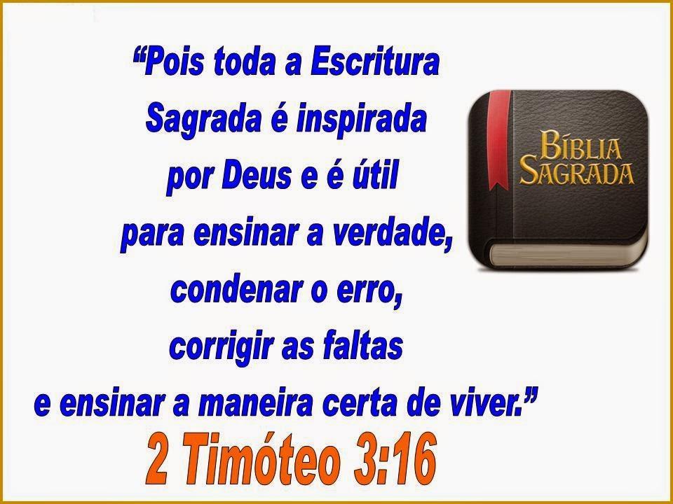 Intolerância bíblica contra o pecado
