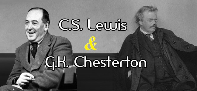 Lewis e Chesterton