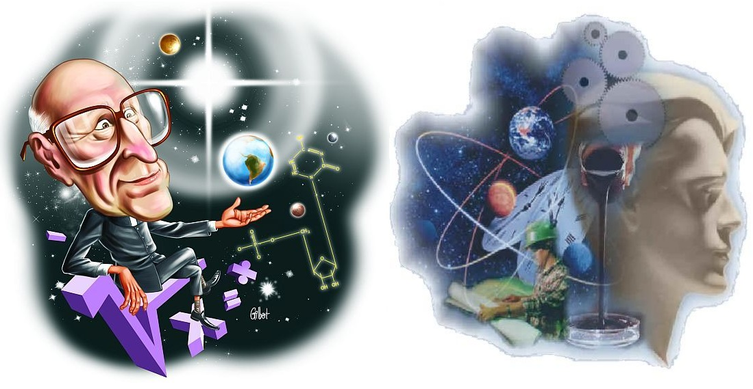 Coyne ilustra a Ciência