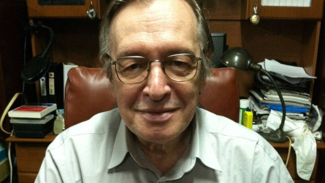 Olavo de Carvalho - CAPA