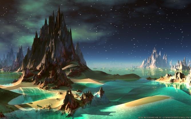 Vênus seria verdinho e habitado-2